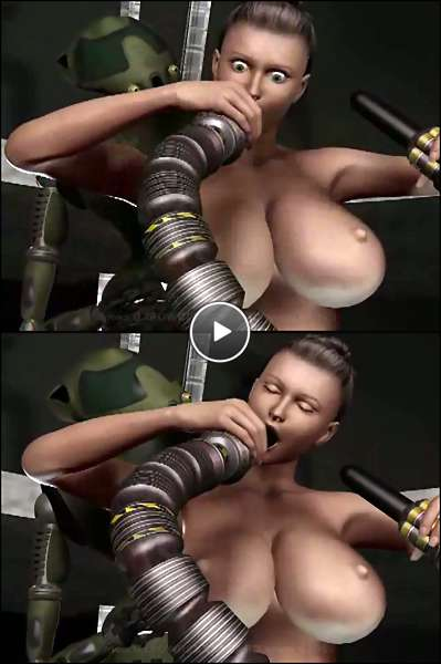 hot alien chick video